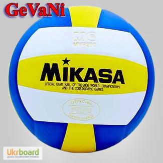 Мяч волейбольный Mikasa MVP200 реплика