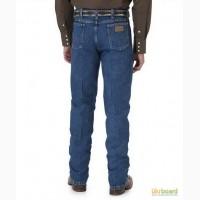 Оригинальные джинсы Wrangler - Wrangler 936GBK Cowboy Cut Slim Fit Jeans - Stonewashed