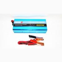 Powerone 600W Преобразователь с чистой синусоидой AC/DC 12v