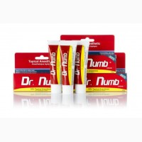 Крем анестетик Dr.Numb (Epinephrine) - 30g