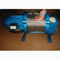 Лебедка электрическая KCD 1 тонна 220В
