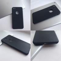 Силиконовый чехол под кожу с вырезом на iPhone 7/8 plus