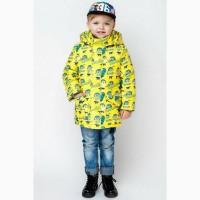 Новинка Демисезонная куртка для мальчика vkm-1 в ассортименте с 92 - 122 р
