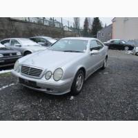 Запчасти на Mercedes CLK Coupe II C209 2002 - 2009 г
