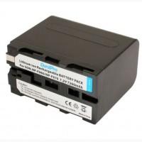 Аккумулятор для видеокамеры Sony NP-F970 с чипом, 7200mAh. Акционная цена