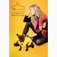 Одежда для собак – Жилет. TM DOGGO Весна – 2018