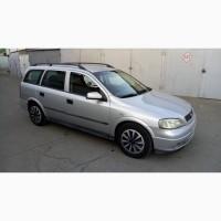 1999 Opel Astra 2.0 л, турбо дизель Коробка:автомат