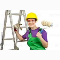 Маляр-штукатур для ремонтов квартир