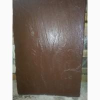 Гранитная плита 900*600*30, сочный коричневый цвет