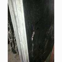 Лаконичный и очень красивый черный испанский мрамор Negro Marquina
