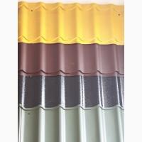 Металлочерепица – самый популярный материал