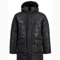 Зимние тёплые удлинённые куртки, размеры 40 - 56