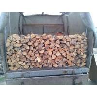 Продам дрова колотые и не колотые с доставкой по Киеву
