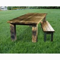 Деревянный стол Здравствуй, лето!