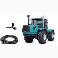 Комплект хладонпроводов шлангов кондиционера трактора ХТЗ