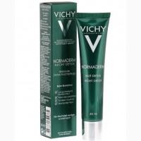 Крем для лица ночной очищающий Normaderm Night Detox Vichy