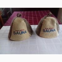 Банные шапки, как и другие вещи для бани и сауны
