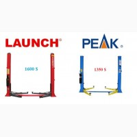 Подъемники для сто, двухстоечный подъемник Peak, SkyRack, Launch от 1300 у.е