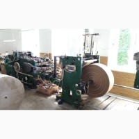 Продам б/у оборудование по производству бумажных пакетов с плоским дном АПЖ