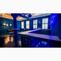 Синий зал студия   Аренда видео студии Киев