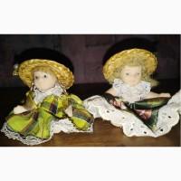 Куколки в коллекцию, керамика