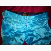 CND special штаны женские блестящие 42-44/S размер