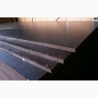 Фанера ламинированная для опалубки 21мм ( Китай )