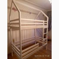 Кровать двохповерхова -4500 грн