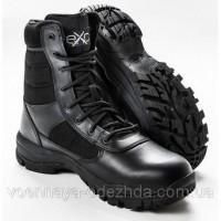 Тактические берцы EXC Trooper 8.0 Black