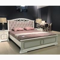 Классическая кровать Барса из массива дерева