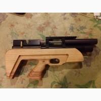 Продам недорогую PCP винтовку компоновки BullPap 4.5 micro