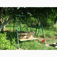Качели металлические, качели для сада, качели для детской площадки