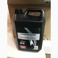 Масло UNIL VRD 46 для винтовых компрессоров - 5 литров