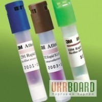 Продам биологические индикаторы 3М Attest 1261, 1262