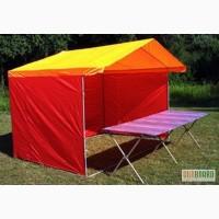 Тенты, палатки, шатры. Получайте в своем городе.