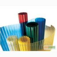 Стеклопластиковый шифер в рулонах, еврошифер Ондулин