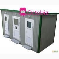 Уличные модульные туалеты