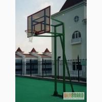 Стойки баскетбольные для улицы, щиты баскетбольные, корзины, сетки- от производителя