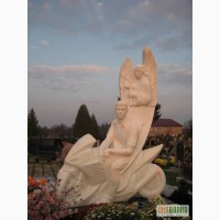 Скульптура мраморная