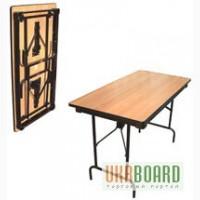 Складывающиеся столы и лавки