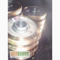 Биметаллическое литье, бронза, сталь, магниевое литье, бронза, латунь, чугун.
