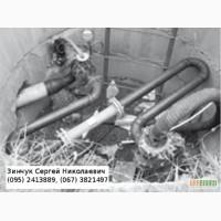 Счетчик расходомер канализационных сточных вод ультразвуковой Эргомера-125, Украина