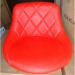 Высокие барные стулья HY372 черные, белые, серые, фиолетовые для барной стойки кухни
