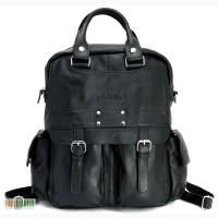 Продается большая кожаная сумка - трансформер 3 в 1, с отделением ...