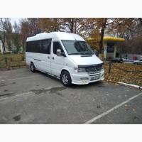 Заказ микроавтобуса Одесса, Черноморск (Ильичевск)