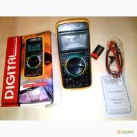 Мультиметр (тестер) DT9205A новый продам