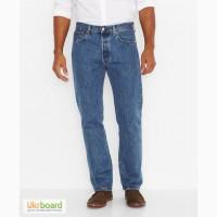 Джинсы Levis 501 Original Fit Jeans - Medium Stonewash