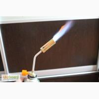 Газовая горелка с ручным поджигом