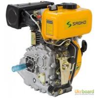 Двигатель дизельный Sadko (Садко) DE-220. 4, 2 л.с. Лёгкий запуск. Гарантия. Доставка