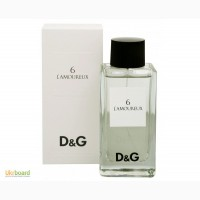 Dolce Gabbana Anthology 6 L Amoureaux туалетная вода 100 ml.(Дольче Габбана Антхолоджи 6